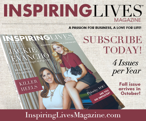 Why Subscribe? Inspiration to your door for a year!